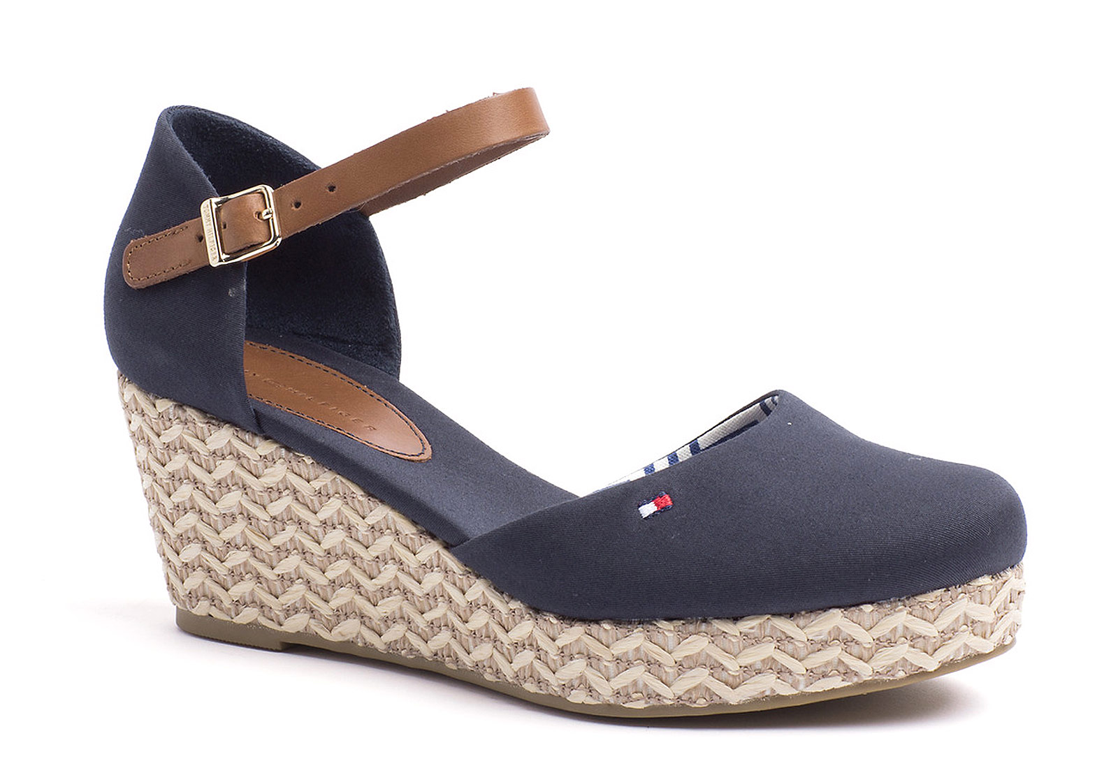 tommy hilfiger na platformu plave sandale elba office shoes online shop 0beea8784a