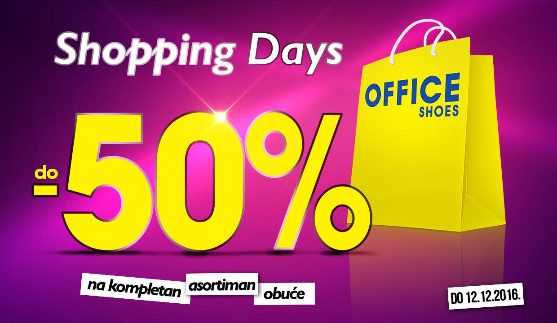WEB SHOPPPING days dodatnih -10% na sve modele u Srbija Office Shoes-u