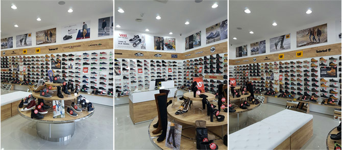 SHOPPI RETAIL PARK BORCA Zrenjaninski put bb Office shoes prodavnica