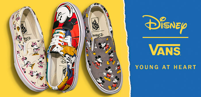 Vans Disney Cipele I Patike Office Shoes Srbija Mlad U Srcu