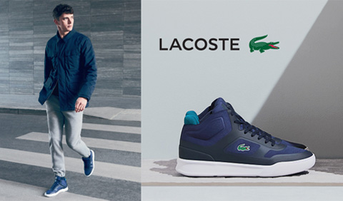 LACOSTE kolekcija  jesen zima 2016 Srbija Office shoes