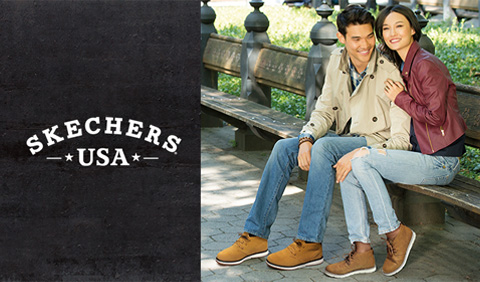 SKECHERS brand picture fall winter 2016 Office shoes Serbia